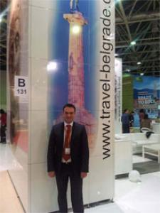 Photographs by Vladimir Vasić represented Serbia on the Tourist and Travel exhibition in Moscow in 2013.